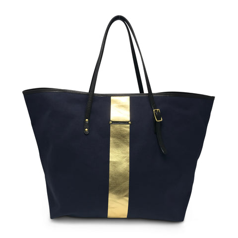 MTK Medium Beach Tote - Ecru