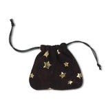 Kempton & Co. Mini Pouch Oxblood Star