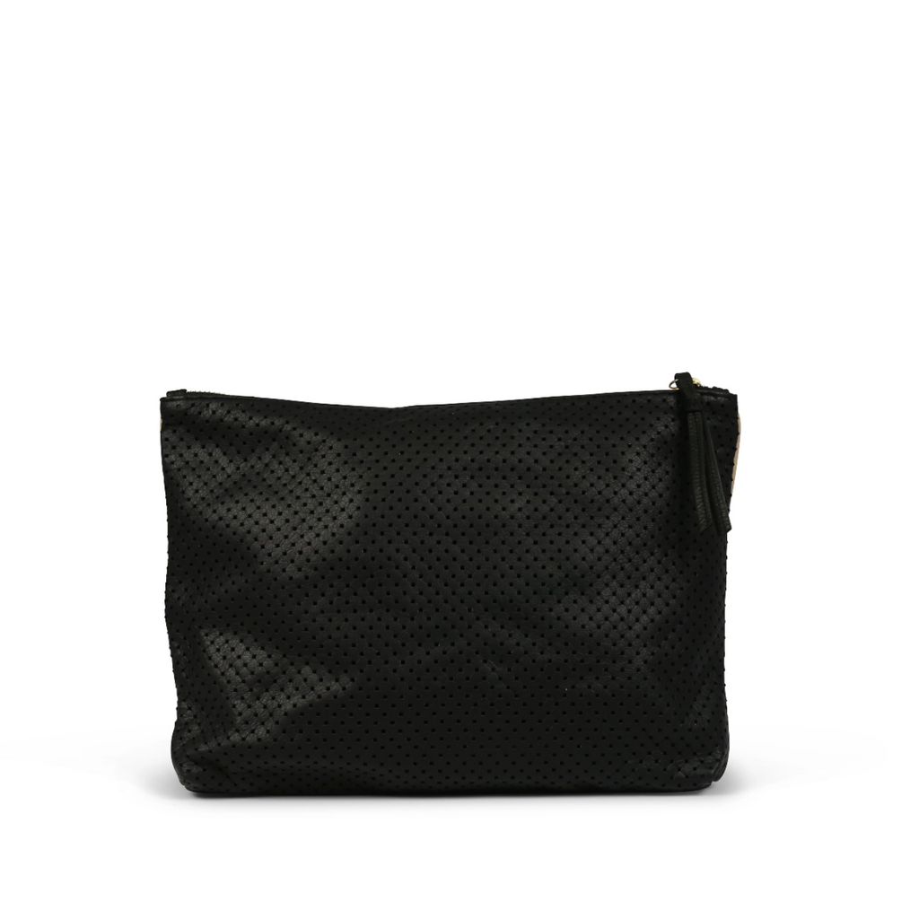 """Go Somewhere Warm"" Medium Pouch"