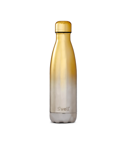 Swell Traveller Water Bottle - Teakwood -16oz