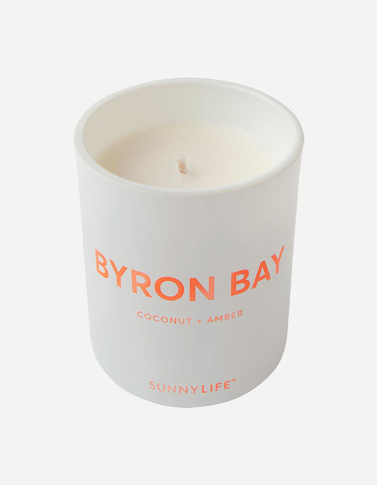 SunnyLife Small Candle - Byron Bay