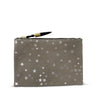 Taupe Star Small Pouch