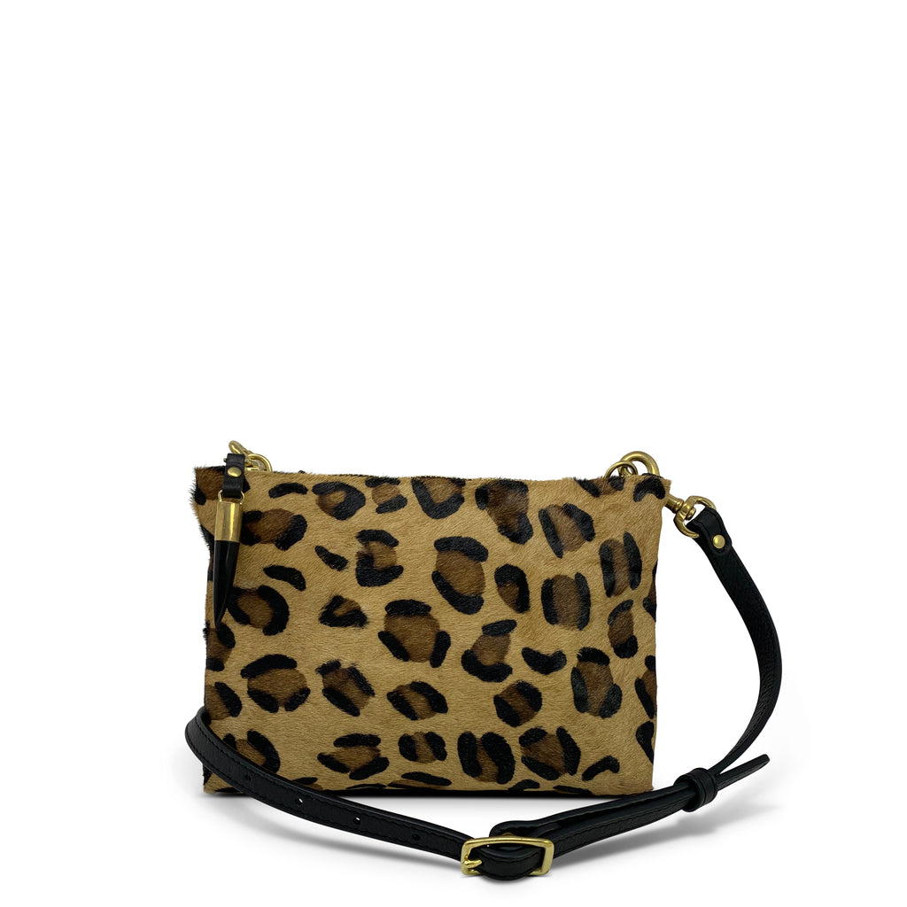 Leopard Nottingham Crossbody