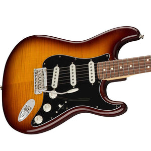 Fender Player Series Stratocaster Plus Top, T Burst