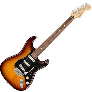 Fender Player Series Stratocaster Plus Top, Tobacco Burst