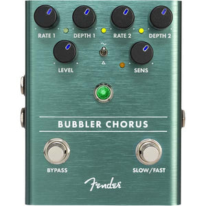 Fender Bubbler Analog Chorus Guitar Pedal