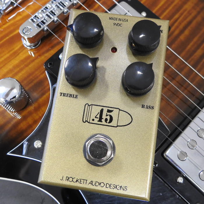 J. Rockett Audio .45 Caliber Overdrive