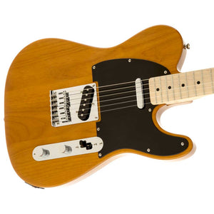 Squier Affinity Series Telecaster Guitar in Butterscotch Blonde