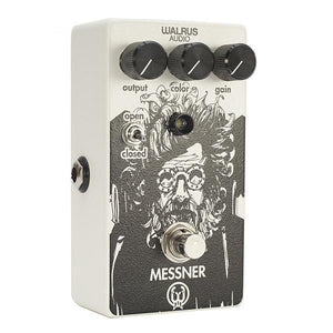 Walrus Audio Messner Light-Gain Overdrive Pedal