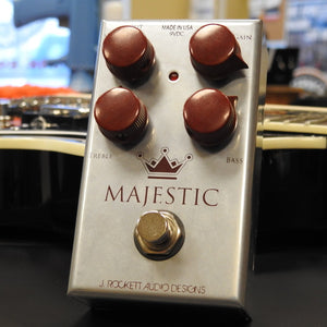 J. Rockett Audio Designs The Majestic Overdrive Pedal