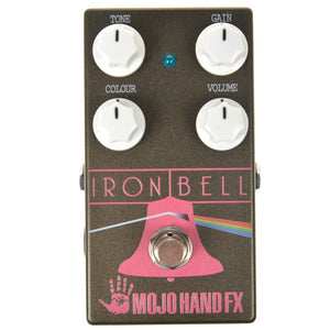 Mojo Hand FX Iron Bell Fuzz Pedal