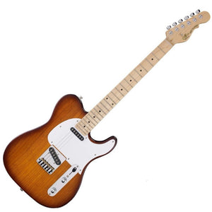 G&L Guitars  Tribute Series ASAT Classic Tobacco Sunburst w/Gig Bag