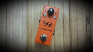 MXR Phase 95 Mini Phaser Guitar Effects Pedal w/MXR 9v Power-supply