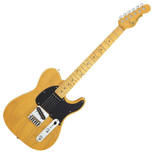 G&L Tribute Series ASAT Classic in Butterscotch Blonde w/Gig-bag