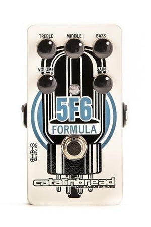 Catalinbread 5F6 Tube Tweed Bassman Preamp/Overdrive