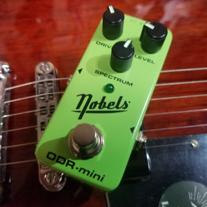 Nobels ODR-1 Mini Overdrive Pedal