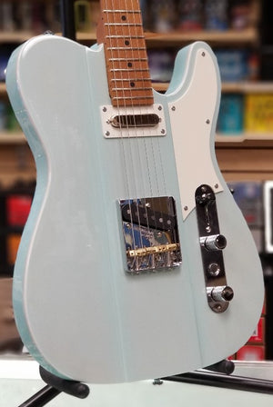 Reverend Guitars Greg Koch Signature Gristlemaster, Blucifer