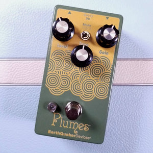 EarthQuaker Devices - Plumes™ Small Signal Shredder