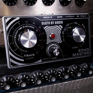 Death by Audio Echo Master Delay Pedal