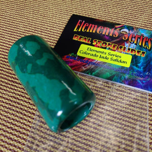 Rocky Mountain Slides - Elements Series Stone Slides Salidan (Colorado River Jade 22mm)