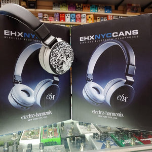 Electro-Harmonix EHX NYC CANS Wireless Bluetooth Headphones
