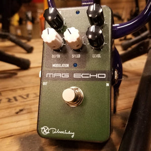Keeley Magnetic Echo – Modulated Tape Echo Pedal