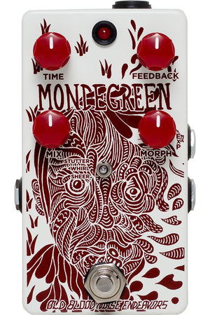 Old Blood Noise Endeavors Mondegreen Modulated Delay