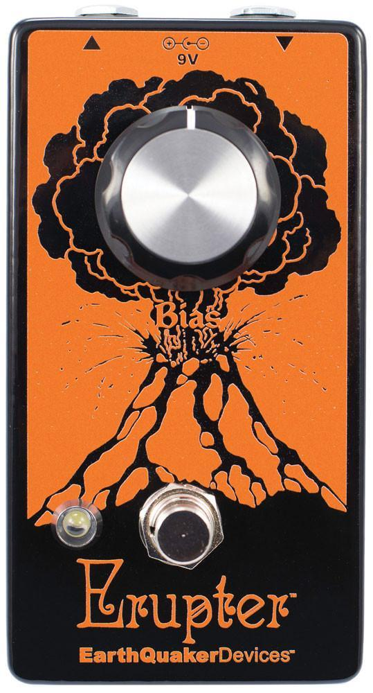 EarthQuaker Devices - Erupter Fuzz Pedal