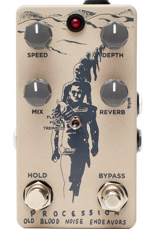 Old Blood Noise Endeavors The Procession Modulated Reverb