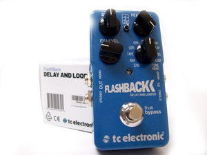 TC Electronics Flashback Delay