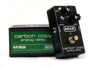 MXR Carbon Copy M169 Analog Delay