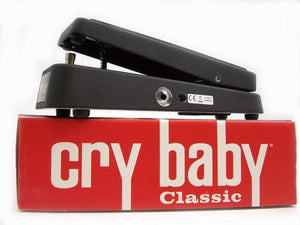 Dunlop Cry Baby Classic Wah Fasel Inductor