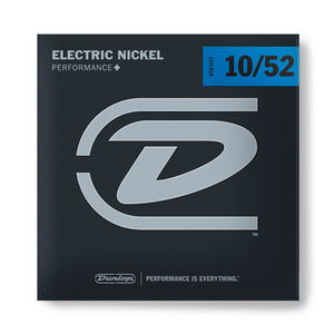 Dunlop Electric Guitar Strings Nickel Wound 10-52