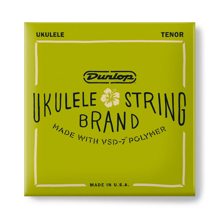 Dunlop DUQ303 Ukulele Strings, Tenor 4/Set