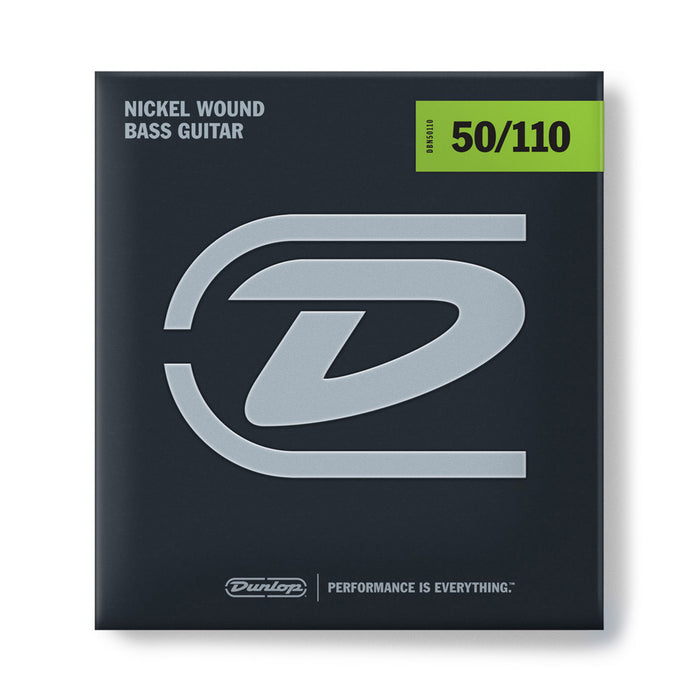 Dunlop DBN50110 Heavy Bass Strings 50-110 Nickel Wound