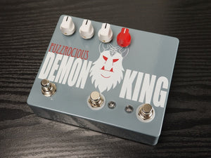 Fuzzrocious Pedals Demon King OD/Distortion
