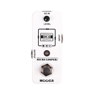 Mooer Pedals USA Micro Looper