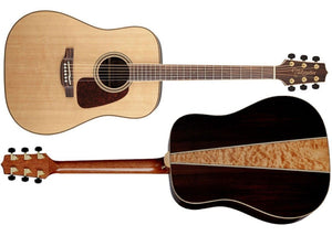 Takamine GD93-NAT Steel-String Natural Dreadnought Acoustic Guitar