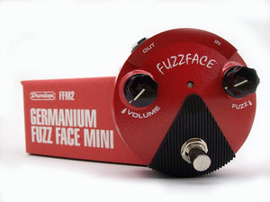 Dunlop Germanium Fuzz Face Mini FFM2