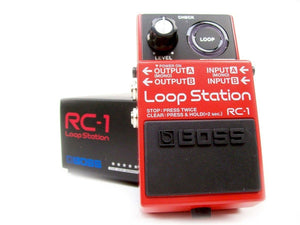 Boss RC-1 Loop Staion
