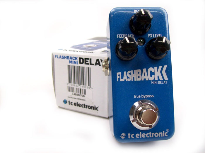 TC Electronics Mini Flashback Delay