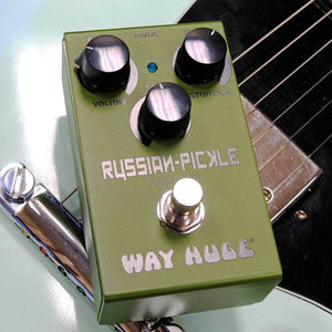 Way Huge Smalls Russian Pickle MKIII Fuzz