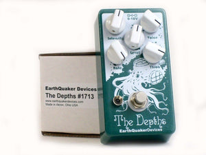 Earthquaker Devices The Depths Vibrato