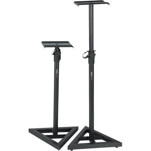 Gator Cases Frameworks Adjustable Studio Monitor Stands (Pair)