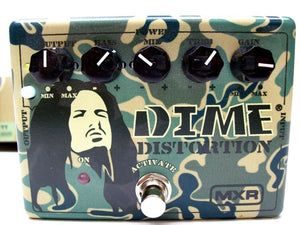 MXR D11 Dime Distortion
