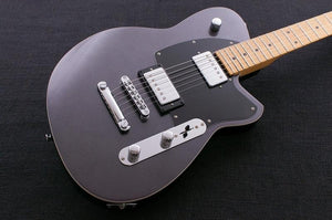 "Reverend Guitars ""Charger HB"" Gunmetal, Electric Guitar"
