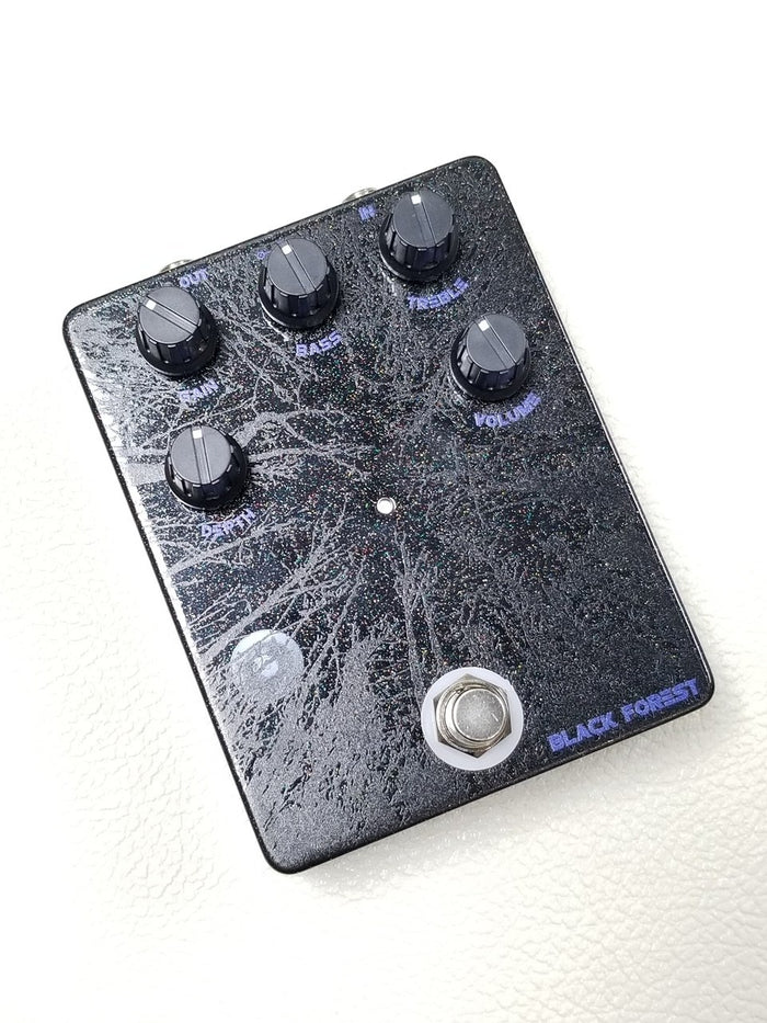 Black Arts Toneworks Black Forest Overdrive/Fuzz Pedal