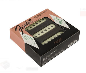 Fender Pure Vintage '65 Strat Pickup Set, Vintage White