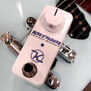Keeley Pedals Katana Mini 35db Clean Boost