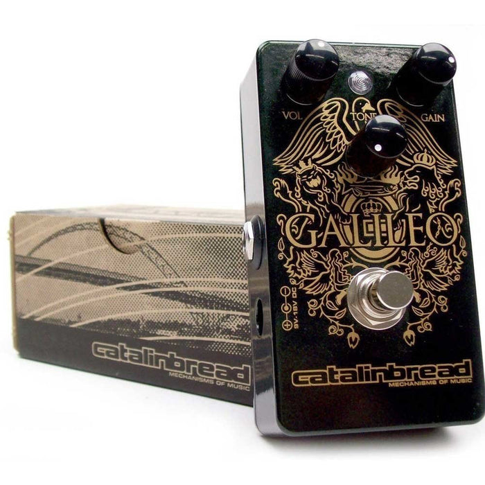 Catalinbread Galileo MKII Overdrive Pedal